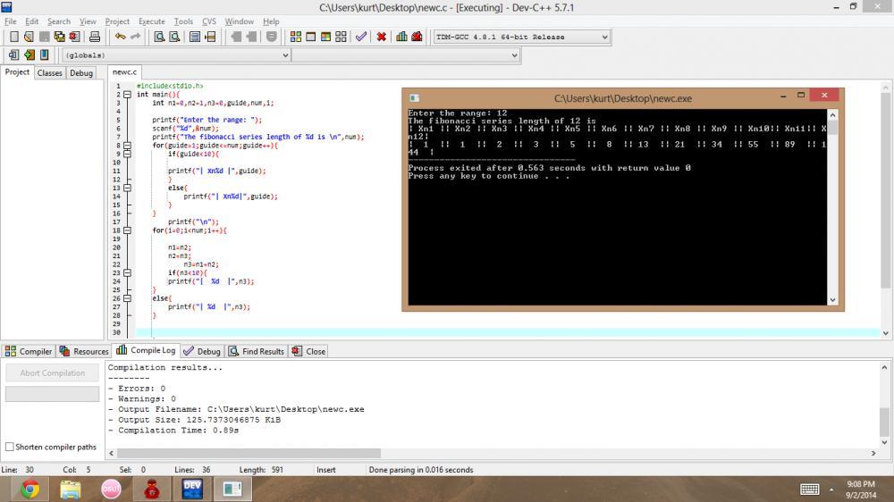 [HELP]FIbonacci sequence with formatting-21321-jpg